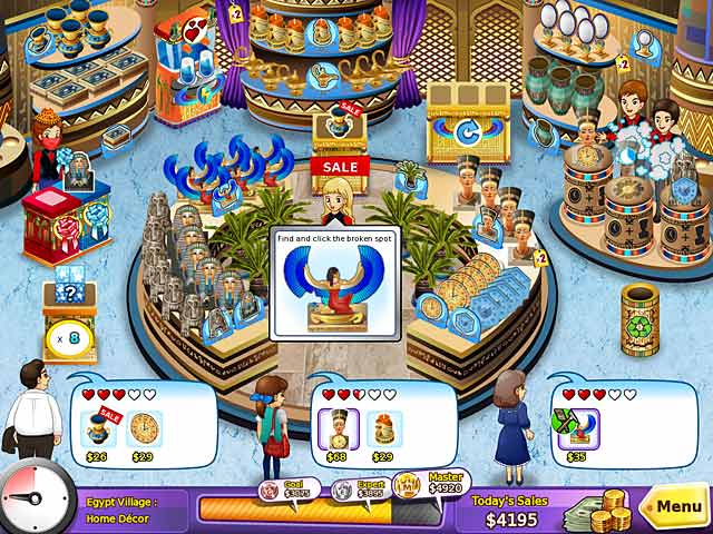Game screenshot 3 Shop-n-Spree: Shopping Paradise