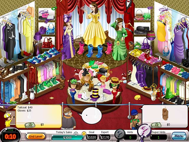 Shop free online games