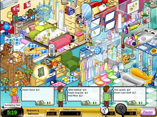 Game screenshot 1 Shop-n-Spree