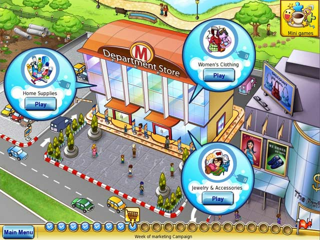 Game screenshot 2 Shop-n-Spree
