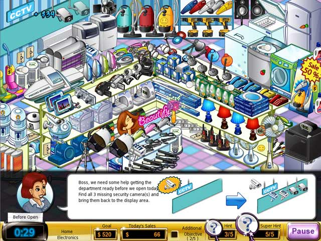 Game screenshot 3 Shop-n-Spree