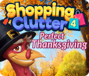 Feature screenshot game Shopping Clutter 4: A Perfect Thanksgiving