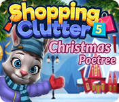 Feature screenshot game Shopping Clutter 5: Christmas Poetree