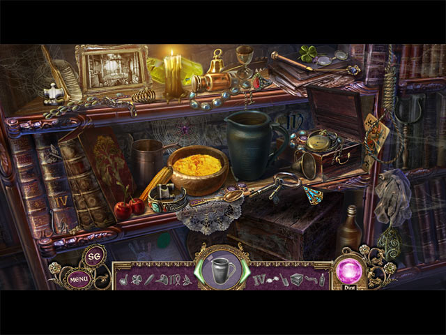 Game screenshot 1 Shrouded Tales: The Spellbound Land Collector's Edition