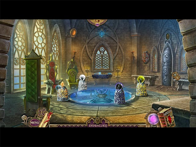 Game screenshot 2 Shrouded Tales: The Spellbound Land Collector's Edition