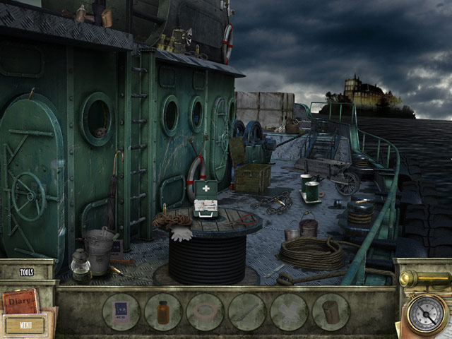 Game screenshot 1 Shutter Island