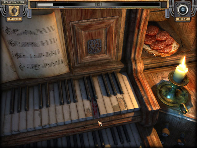 Silent Nights: The Pianist – Mac Screenshot-2