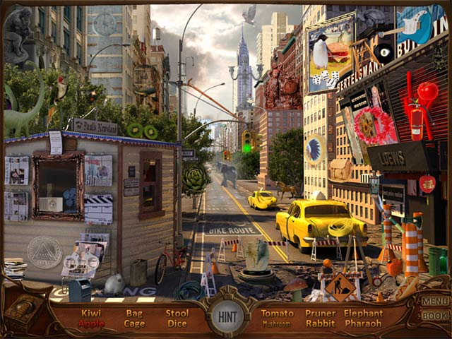 Game screenshot 1 Simajo: The Travel Mystery Game