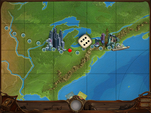 Game screenshot 2 Simajo: The Travel Mystery Game