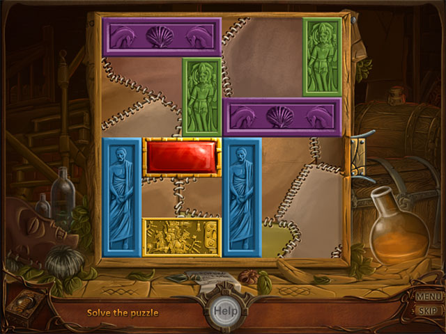 Game screenshot 3 Simajo: The Travel Mystery Game