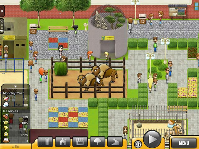 Game screenshot 3 Simplz Zoo