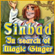 PC játék: Kaland - Sinbad: In search of Magic Ginger
