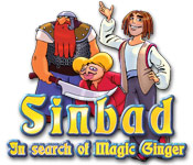 Sinbad: In Search of Magic Ginger Walkthrough
