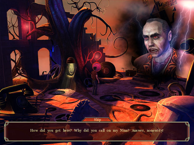 Game screenshot 2 Sinister City
