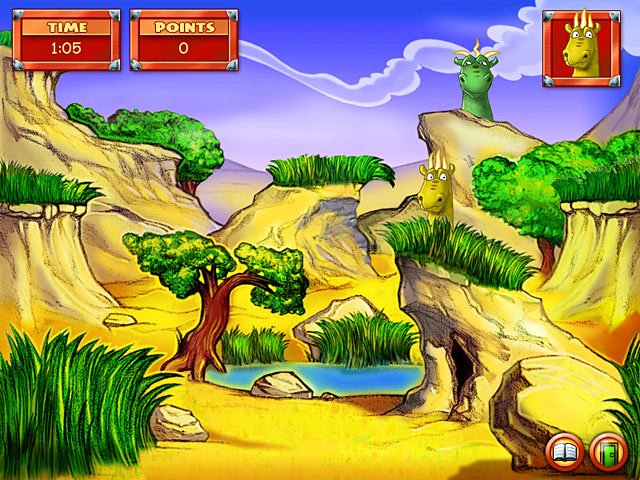 Game screenshot 2 Sir Arthur in the Dragonland