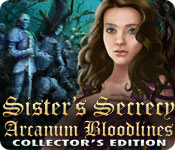 Sister's Secrecy: Arcanum Bloodlines Collector's Edition casual game