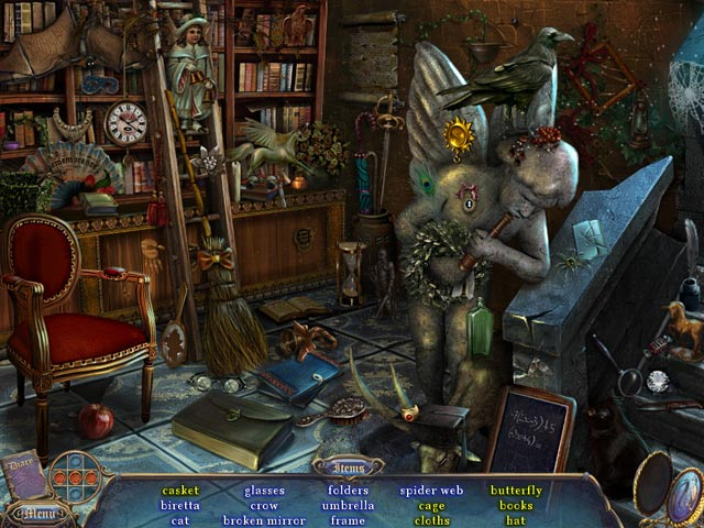 Game screenshot 2 Sister's Secrecy: Arcanum Bloodlines