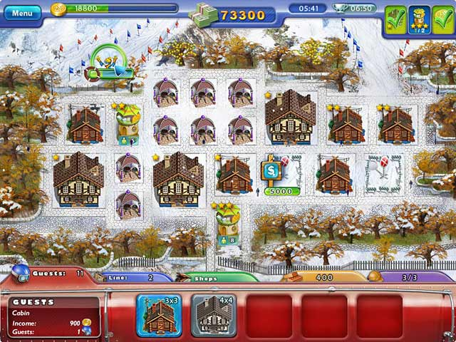 Game screenshot 2 Ski Resort Mogul