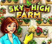 Feature screenshot game Sky High Farm