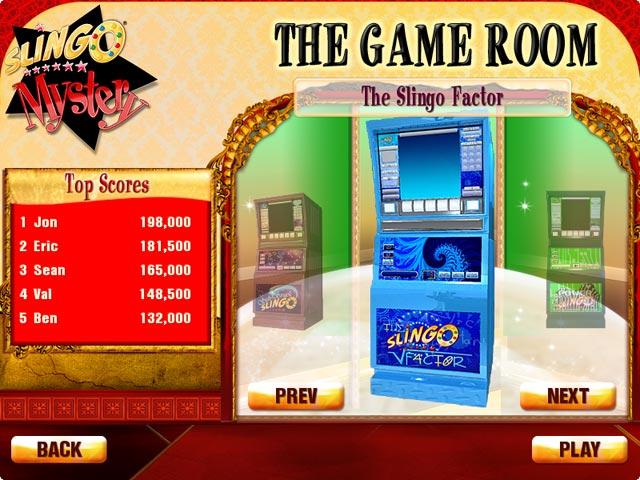 Game screenshot 2 Slingo Mystery: Who's Gold