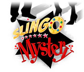 Feature screenshot game Slingo Mystery: Who's Gold