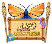 Feature screenshot game Slingo Quest Hawaii