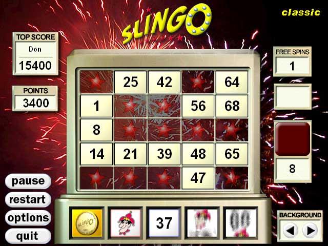 Game screenshot 3 Slingo Deluxe