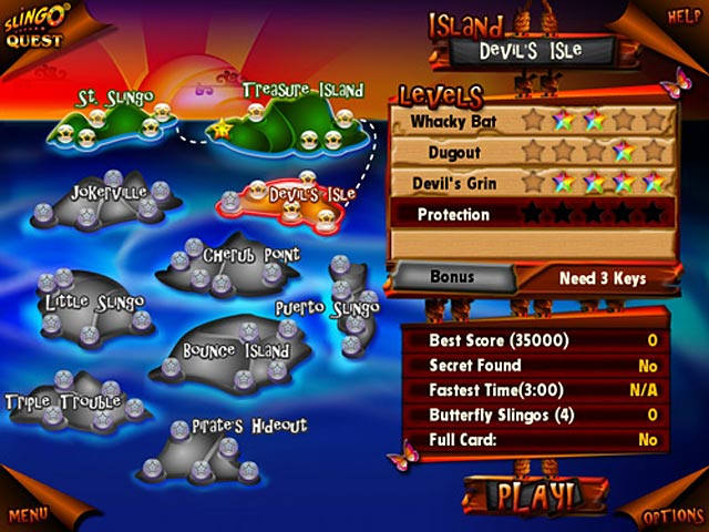 Game screenshot 3 Slingo Quest