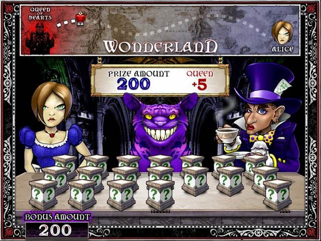 Game screenshot 2 Slot Quest: Alice in Wonderland