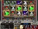 Slot Quest: Alice in Wonderland screenshot