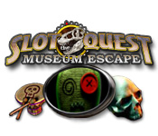 Feature screenshot game Slot Quest: The Museum Escape