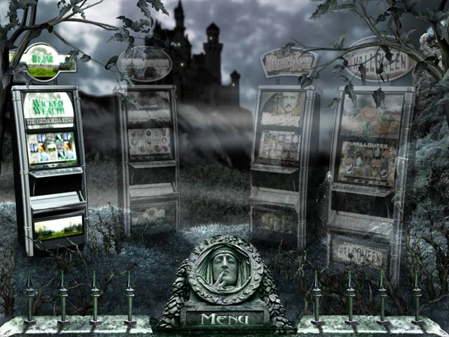 Game screenshot 3 Slot Quest: The Vampire Lord