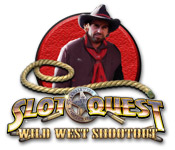 Slot Quest: Wild West Shootout casual game