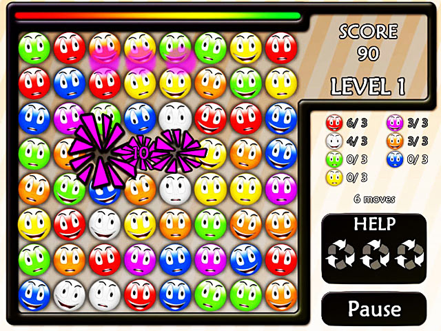 Game screenshot 1 Smileys