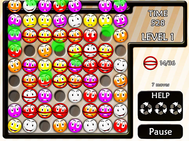 Game screenshot 2 Smileys