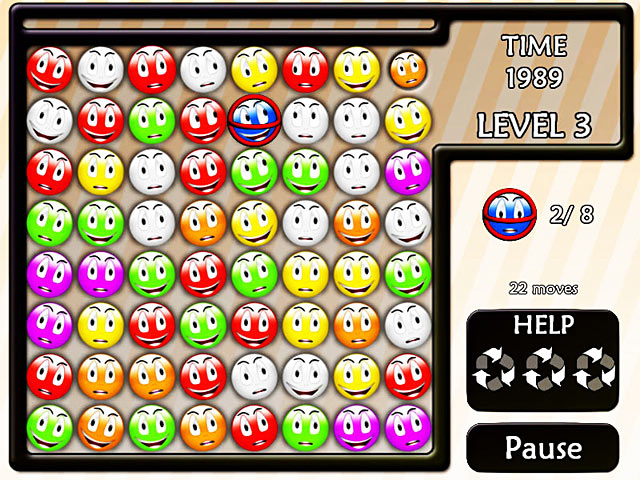 Game screenshot 3 Smileys