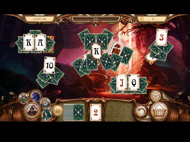 Snow White Solitaire: Legacy of Dwarves img