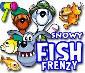 Snowy Fish Frenzy