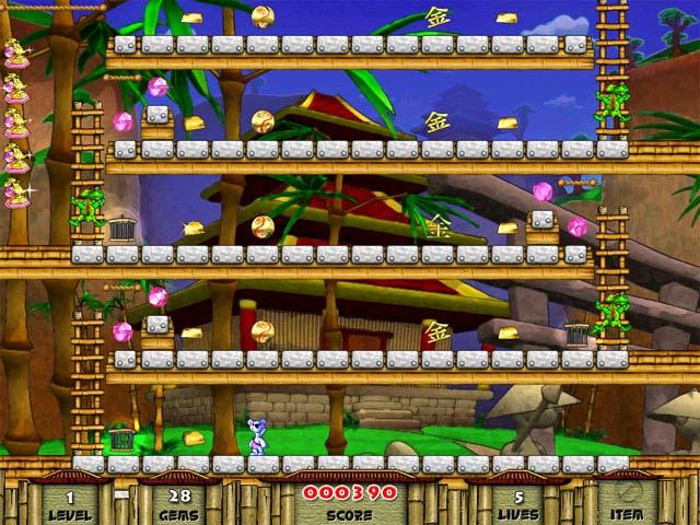 Game screenshot 3 Snowy: Treasure Hunter 2
