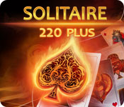 Feature screenshot game Solitaire 220 Plus