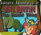 Solitaire Adventures of Valentin The Valiant Vikin