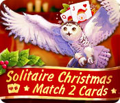 Feature screenshot game Solitaire Christmas Match 2 Cards