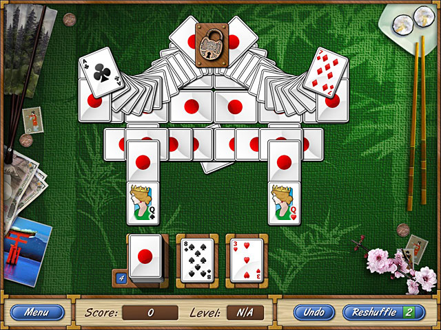 Solitaire Cruise Screenshot-1