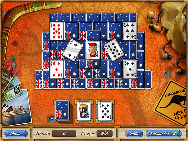 Solitaire Cruise Screenshot-3