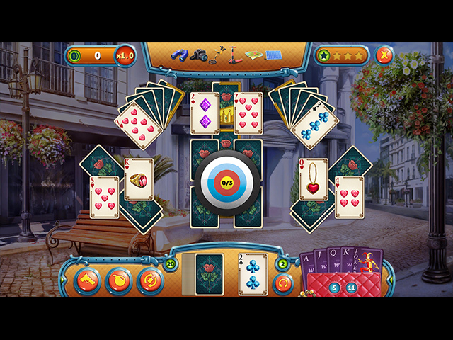 Game screenshot 3 Solitaire Detective 2: Accidental Witness