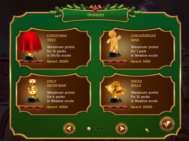 Game screenshot 2 Solitaire Game: Christmas