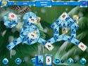 1. Solitaire Jack Frost: Winter Adventures 2 game screenshot