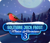 Feature screenshot game Solitaire Jack Frost: Winter Adventures 3