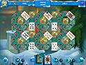 2. Solitaire Jack Frost: Winter Adventures 3 game screenshot