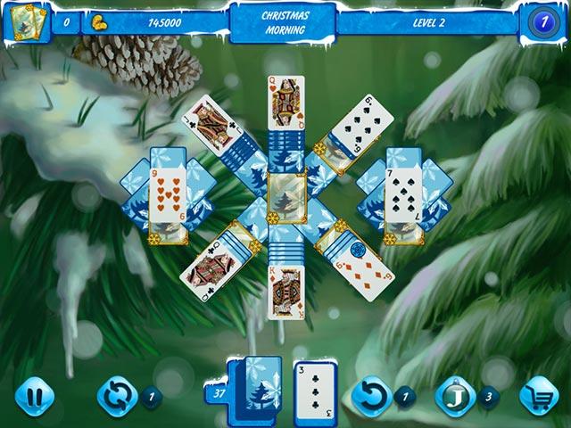 Solitaire Jack Frost: Winter Adventures img